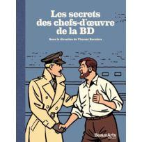 Beaux Arts Editions - les secrets des chefs-d'oeuvre de la Bd