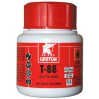 Griffon - Bidon de colle Pvc avec pinceau 100 ml