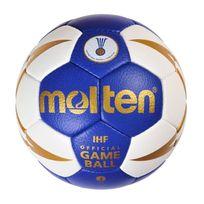 MOLTEN - Ballon de compétition Hx5001 Ihf taille 2