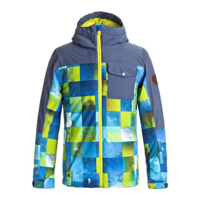 Jacket Youth Mission De Ski Block Veste CqxXzIwx