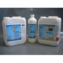 Bache Industrie - Kit traitement d'hiver pour piscine -de 60 M3