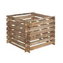 FORESTSTYLE - Composteur bois Mezzito 480 Litres