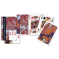 Gibsons - Jeux de cartes : Motifs Paisley