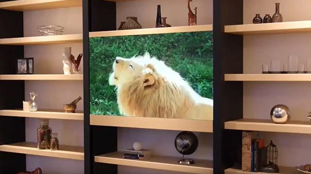 La télévision panasonic