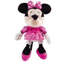 DISNEY - Peluche Minnie rigole