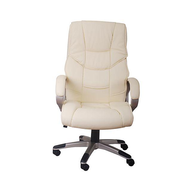 pivotant fauteuil Chaise HOMCOM bureau ordinateur luxe qc4j35RAL