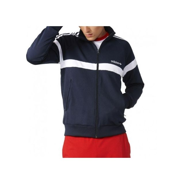sweat adidas itasca rouge