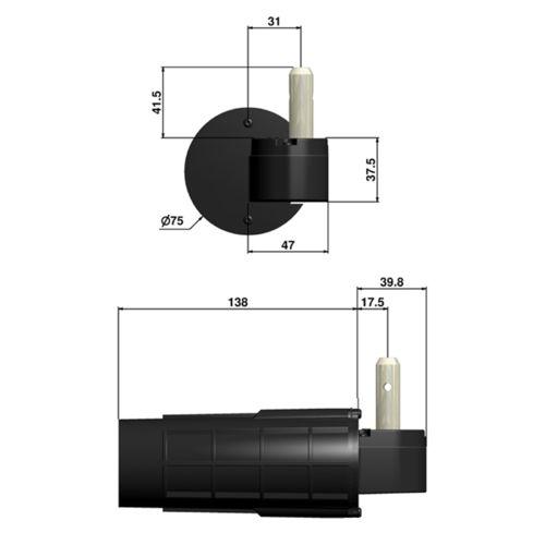 soldes mantion smt motorisation volets 2 battants uranus. Black Bedroom Furniture Sets. Home Design Ideas