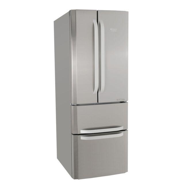 HOTPOINT Réfrigérateur multi-portes E4D AAXC