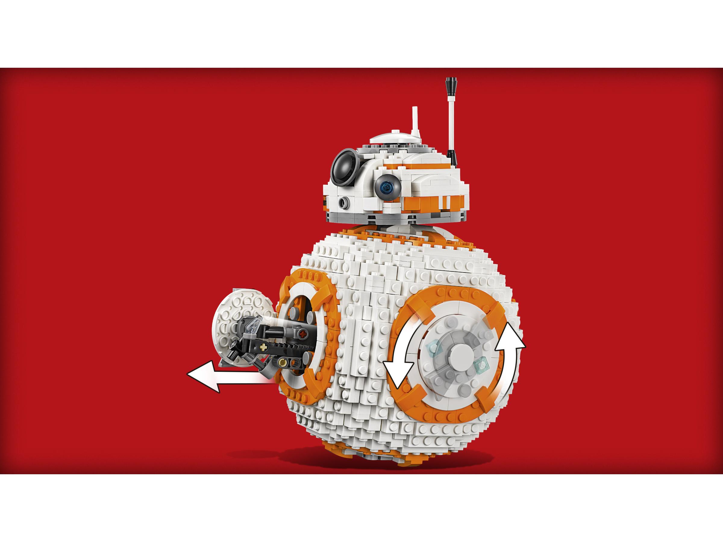 STAR WARS - BB-8 - 75187
