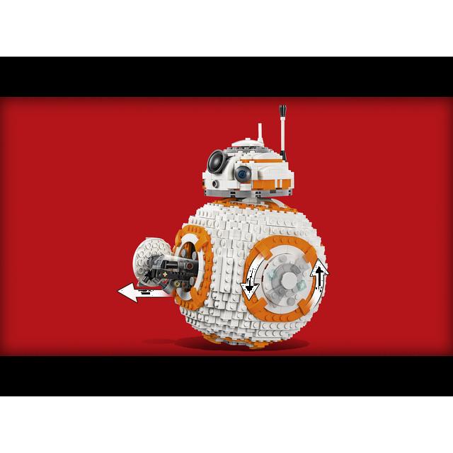 Lego - STAR WARS - BB-8 - 75187