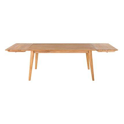 Table repas - 2 allonges de 50cm