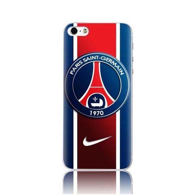 coque paris saint germaint iphone 4 cylicone