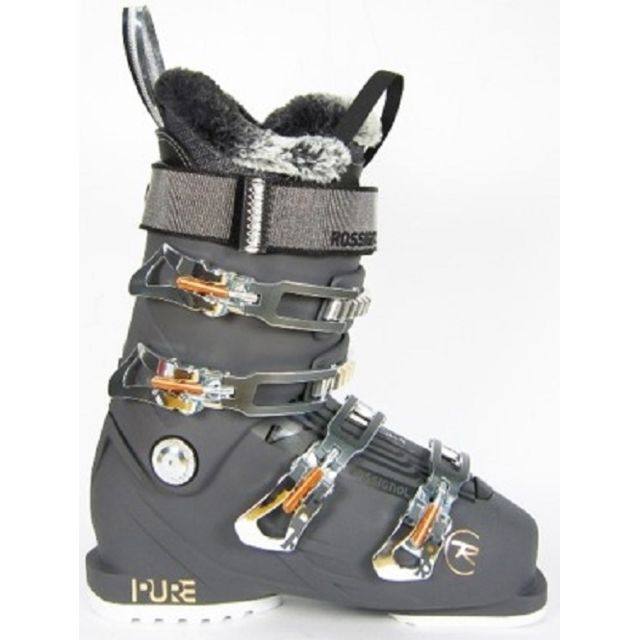 Rossignol Chaussures De Ski Pure Pro 80 Premium Graphite