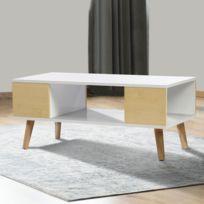 table scandinave - Achat table scandinave pas cher - Rue du Commerce