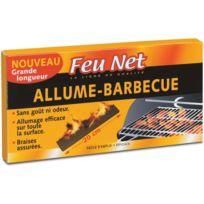 MARQUE GENERIQUE - Tablette 18 Allume-Barbecue barrette 20cm