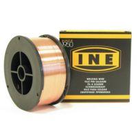 Ine - Fil fourré 0.9mm 900g soudage Mig-mag semi-auto en fil d'acier