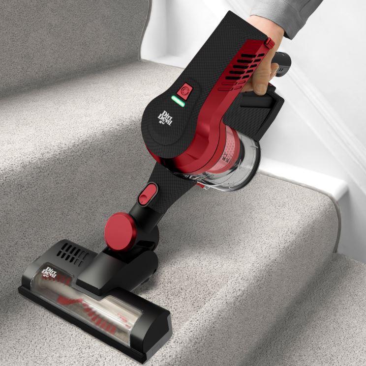dirt devil aspirateur balai cavalier achat aspirateur balai. Black Bedroom Furniture Sets. Home Design Ideas