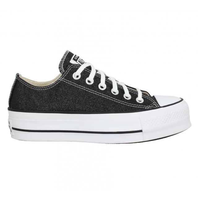Converse - Chuck Taylor All Star Lift paillettes Femme-35 ...