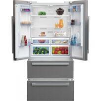 refrigerateur multi portes achat refrigerateur multi portes pas cher rue du commerce. Black Bedroom Furniture Sets. Home Design Ideas