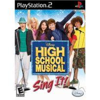 Buena Vista - Games - High School Musical Tous en Scène pour Ps2