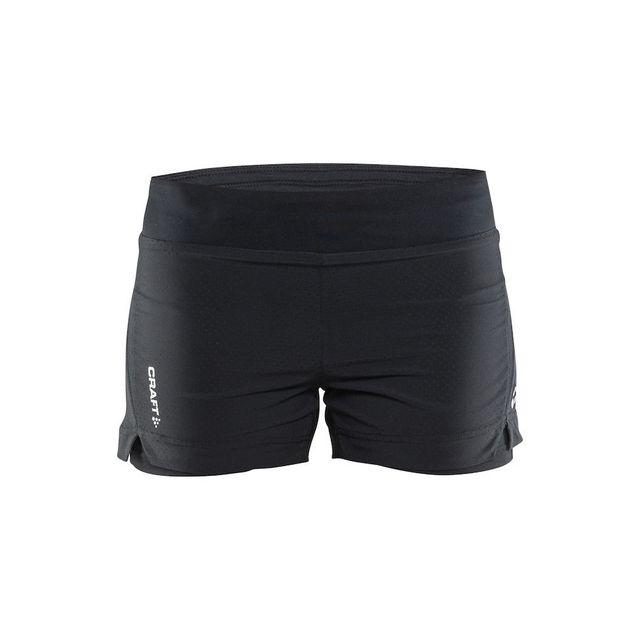 Craft - Run Breakaway Short 2 En 1 Noir Short Running femme - pas ... 25ed23f3cd3