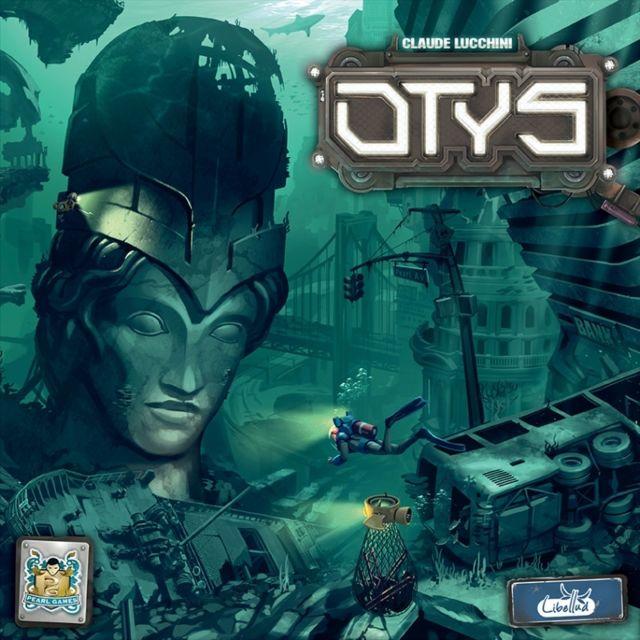 Otys - Jeu de société