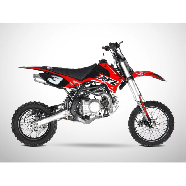 apollo moto dirt bike 140cc pit bike rfz expert 140 2018 rouge apollo motors achat. Black Bedroom Furniture Sets. Home Design Ideas