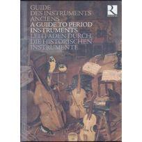 - Compilation - Guide des instruments anciens Vol. 1 Livre Cd