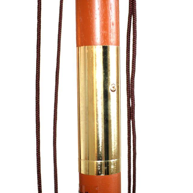 Mendler - Parasol en bois, parasol de jardin Florida, parasol de marché, rectangulaire 2x3m ~ crème