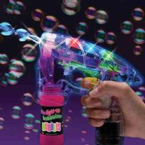 Out Of The Blue - Pistolet lumineux à bulles