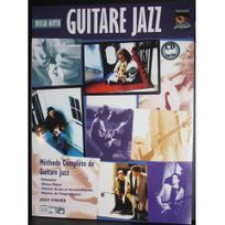 Id Music - Fisher Guitare Jazz Moyen +CD