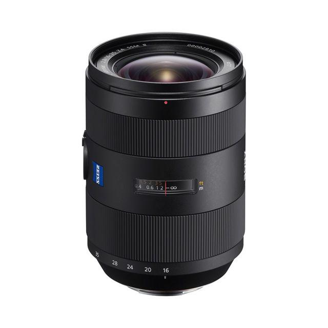 Sony Objectif Vario-Sonnar T 16-35 mm f/2.8 Za Ssm Ii SAL1635Z2