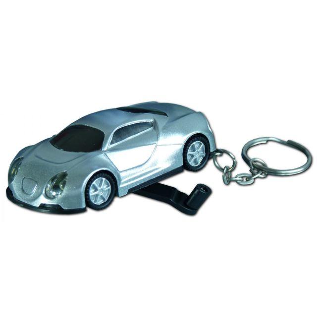 Power Plus - Lampe de poche dynamo voiture 2 Leds Impala