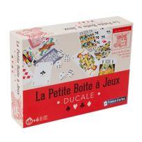 Carte Tarot Auchan.La Petite Boite A Jeux Ducale 2 Jeux De 54 Cartes 1 Jeu De Tarot 5 Des