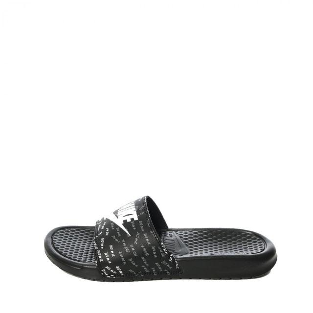 548fe8cf1f2 Nike - Sandales W Benassi Just do it - Ref. 618919-017 - pas cher Achat    Vente Sandales et tongs femme - RueDuCommerce