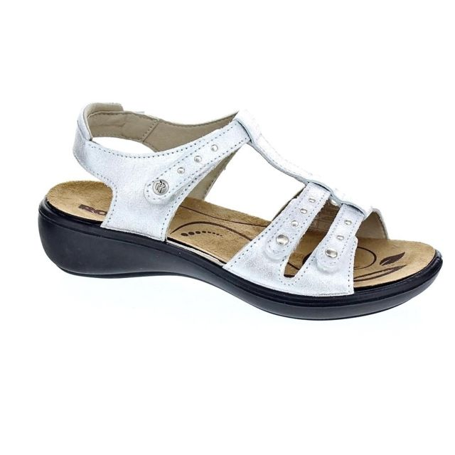 Sandales Cher Femme Chaussures Ibiza Romika Pas Achat Modele 5R34jLA