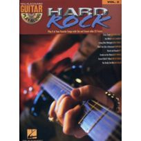 Hal Leonard - Partitions Variété, Pop, Rock. Guitar Play Along Vol.03 - Hard Rock + Cd - Guitar Tab Guitare Tablatures