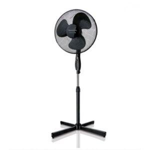 taurus ventilateur sur pied 40 cm noir ponent 16c elegance pas cher achat vente. Black Bedroom Furniture Sets. Home Design Ideas