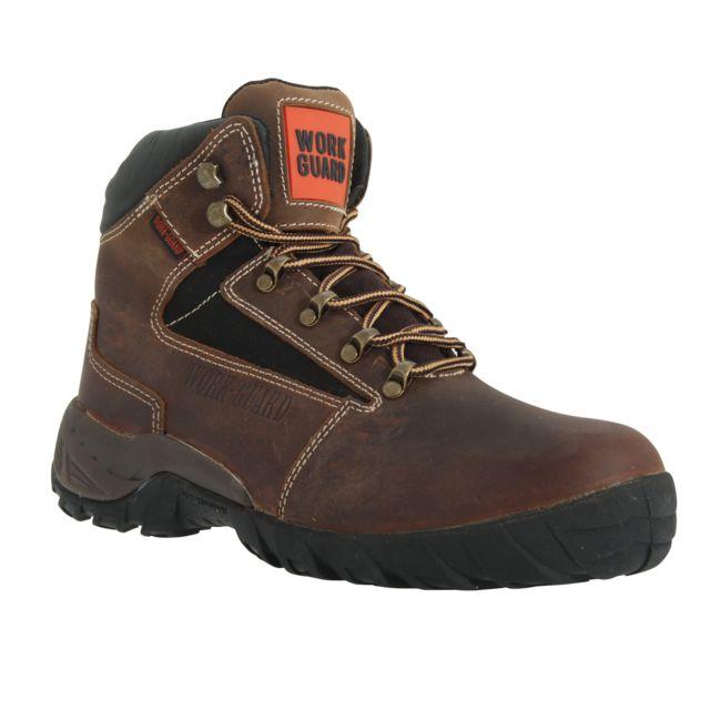 Result Work-Guard Carrick - Chaussures de sécurité S1P - Homme 41 Eu, Marron Utpc2600