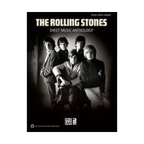 Alfred Pakketbrievenbussen - The Rolling Stones Sheet Music Anthology: Piano/ Vocal/ chords