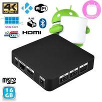 Yonis - Box Android Tv 6.0 Octa Core 4K 2GB Ram Kodi smart tv mediacenter 16Go