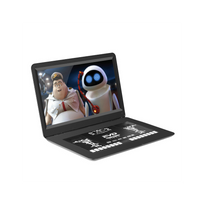 Auto-hightech - Lecteur dvd portable 17,3 pouce Résolutions 1366x1280 16: 9 anti-choc, Jeu, Radio, Tv, fonction copie