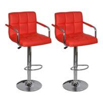 chaises de bar avec accoudoir réglables
