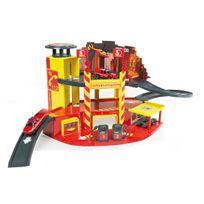 MAJORETTE - garage motor city pompier - 212058387