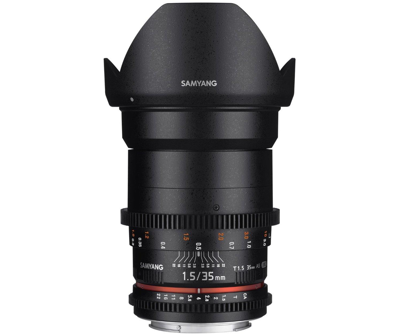 35mm T1.5 AS UMC II - monture Nikon
