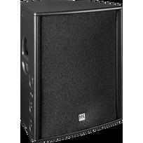 Hk Audio - Pro15XD. Enceinte retour de scène amplifiées 2 voies ampli 1.2WRMS polyvalente