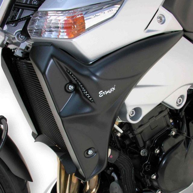 Ermax suzuki gsr 600 2006 2011 ecopes de radiateur brut pas cher achat vente ecopes de - Grille de radiateur gsr 600 ...