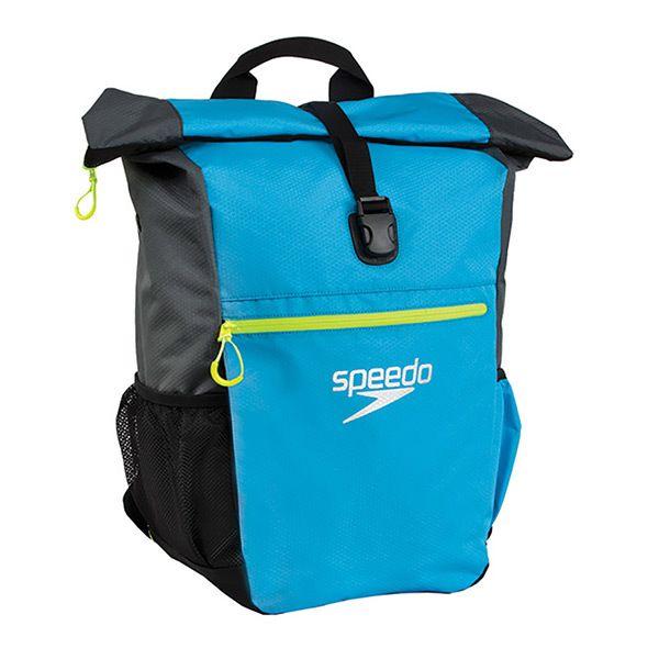 Speedo - Sac à dos Team Rucksack Iii 45 L bleu gris jaune Multicolour - pas  cher Achat   Vente Sacs de piscine - RueDuCommerce 07f3997a1fdb