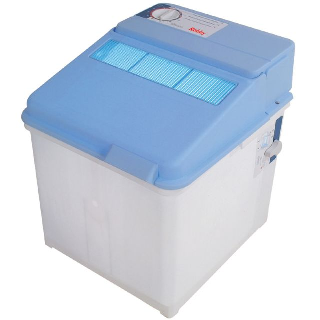 ROBBY mini lave-linge séchant 2.5 kg - mini wash plus